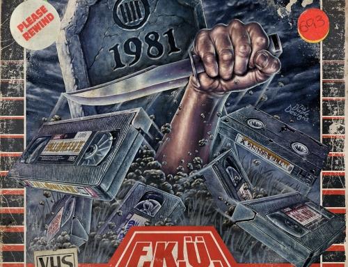 """F.K.Ü. – """"1981"""" VÖ: 03.11.2017"""