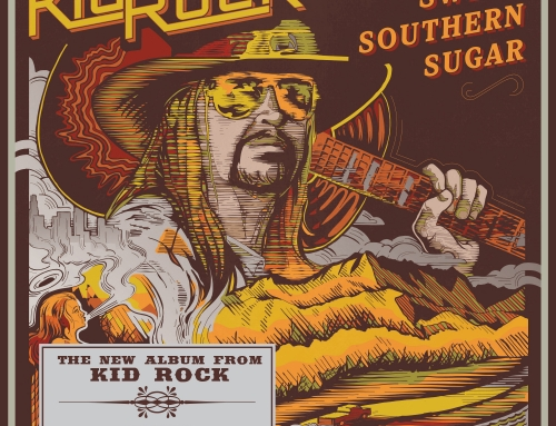 "KID ROCK – ""Sweet Southern Sugar"" VÖ: 03.11.2017"