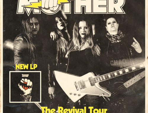 THUNDERMOTHER – Tour