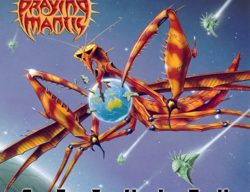 "PRAYING MANTIS – ""Gravity"" VÖ: 11.05.2018"