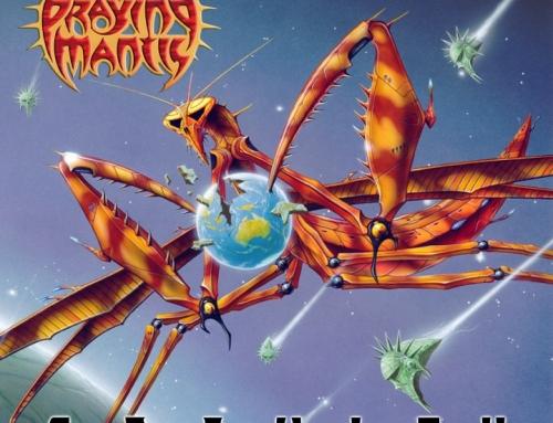 "PRAYING MANTIS – ""Gravity"" VÖ: 11.05.2018"