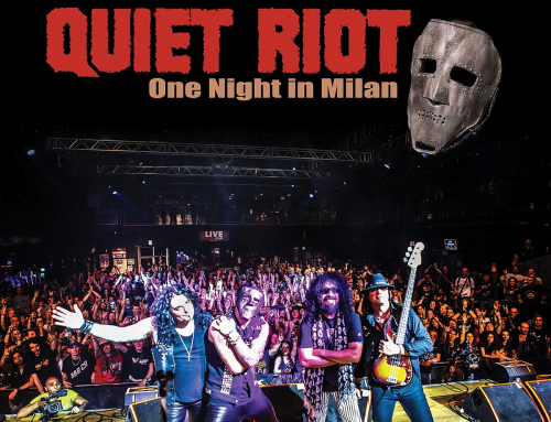 "QUIET RIOT – ""One Night In Milan"" VÖ: 25.01.2019"