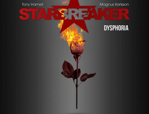 """STARBREAKER – """"Dysphoria"""" VÖ: 25.01.2019"""