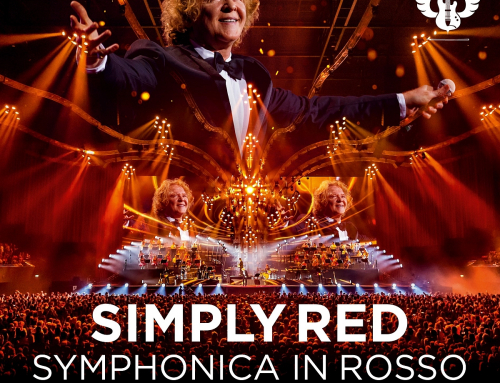 "SIMPLY RED –  ""Symphonica In Rosso"" VÖ: 23.11.2018"