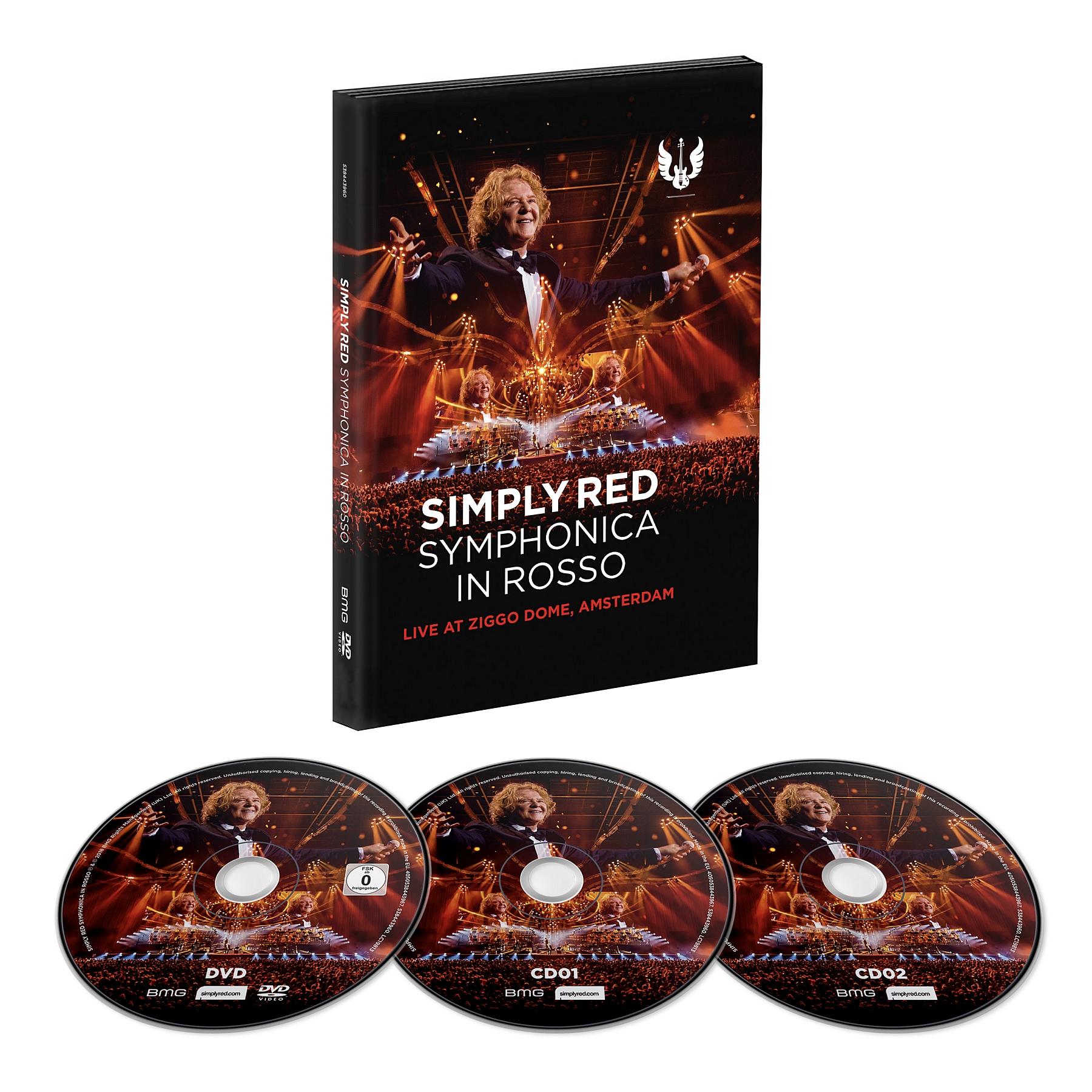 Simply Red Dvd Release Tv Interviews Markus Lanz Und Ard Brisant