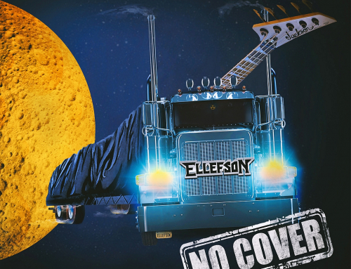 "ELLEFSON – ""No Cover"" VÖ 20.11.2020"